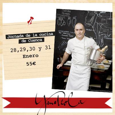 Jornadas-cocina-yandiola-bilbao-bilbaoclick