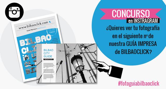 Concurso fotografia Instagram Guia bilbaoclick