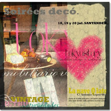soires deco tokyostory vintage bilbaoclick
