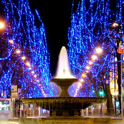 encendido navideño bilbao iluminación