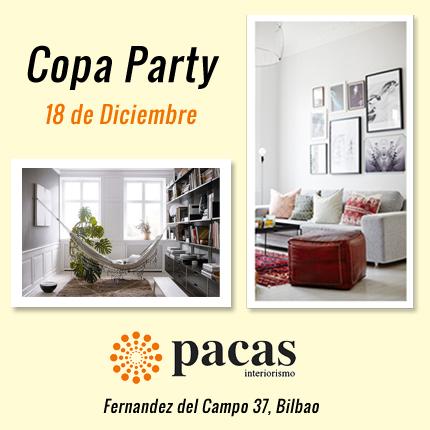 party pacas interiorismo bilbao copa party