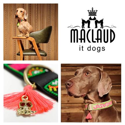 maclaud it dogs correas perros