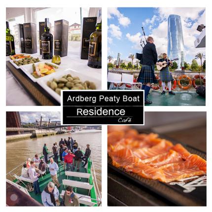 ardberg peaty boat residence