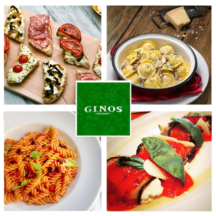 ginos restaurante italiano bilbao