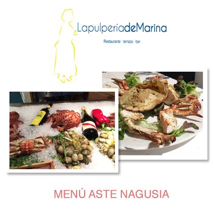 Menú Aste Nagusia pulperia-marina restaurante gallego bilbao