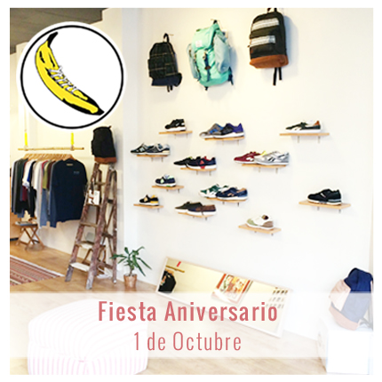 Primer Aniversario Fiesta Bilbao Tienda Jellow
