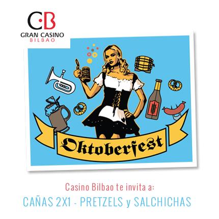 Oktoberfest bilbao gran casino