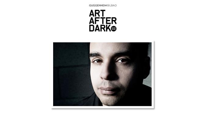 Art After Dark Guggenheim John Tejada Bilbao