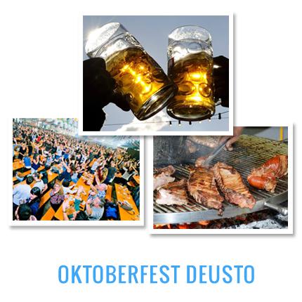 Fiesta Oktoberfest Deusto Bier Fest Bilbao