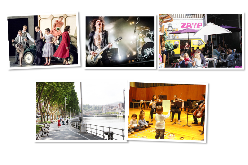 8 Planes Bilbao Bilbaoclick agenda programación
