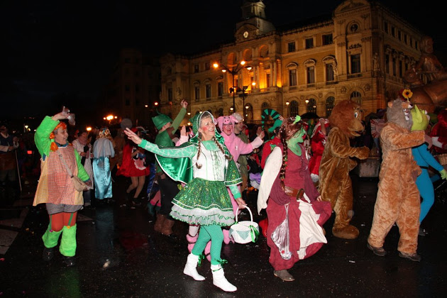 carnavales bilbao