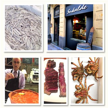 Cocina de Producto Bilbao Restaurante Sukalde