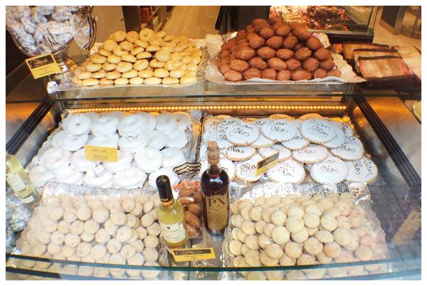 San Blas Pastelería Don Manuel Bilbao Dulces