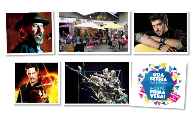 Música Planes Agenda Bilbao