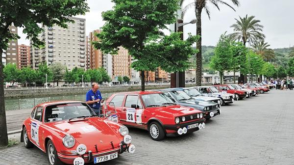 Rallyestone Bilbao Coches Clasicos Agenda motor