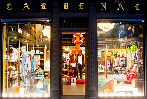 cardenal bilbao moda shopping