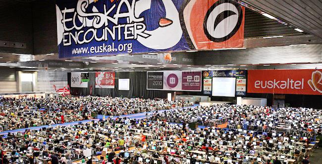 Euskal Encounter Bilbao Agenda