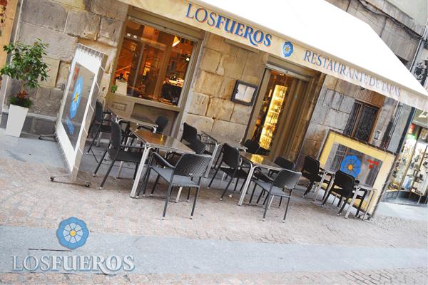 Los Fueros Restaurante Bilbao