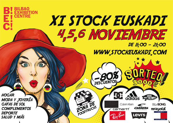 Stock Euskadi Outlet Bec