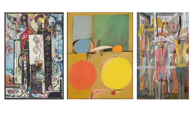 expresionismo abstracto guggenheim bilbao