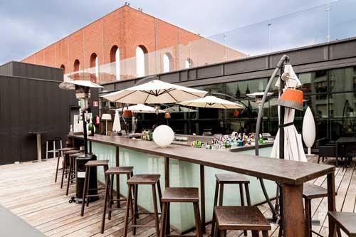 La terraza de yandiola copas bilbao