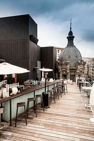 Terrace Yandiola Cups Bilbao