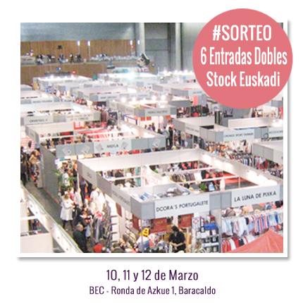 Feria Stock Euskadi sorteo bilbao