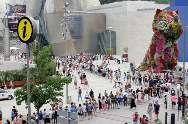 El Guggenheim te invita entradas bilbao