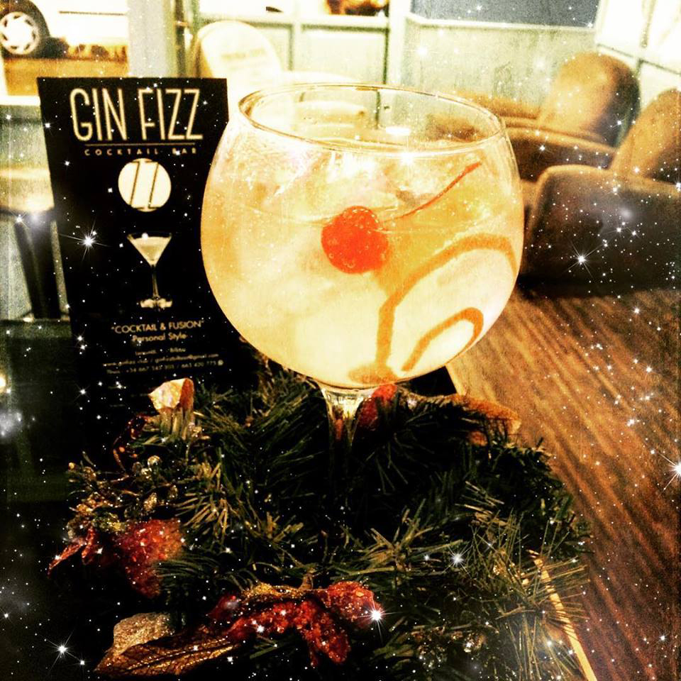 Gin Fizz Bar de Moda en Bilbao