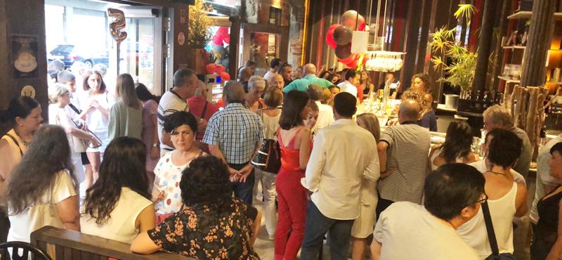 Evento en la Roca Bilbao