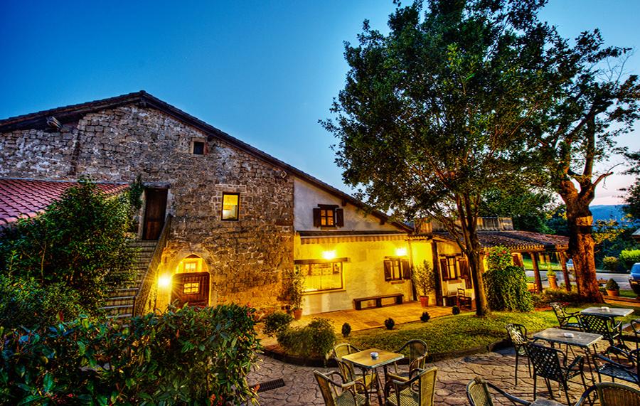 restaurante boroa estrella michelin caserio XV