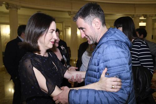 Elena Arzak Alfiler de Oro y Josean Alija