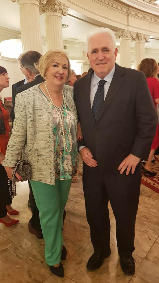 carmen miral presidenta-mujer siglo XXI  jose maria guibert