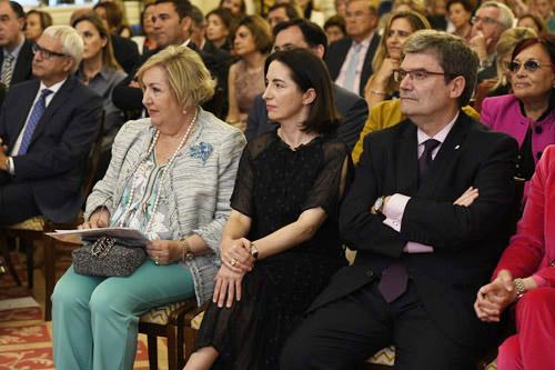 elena arzak alfiler oro bilbao-carmen-miral y alcalde aburto 2019.