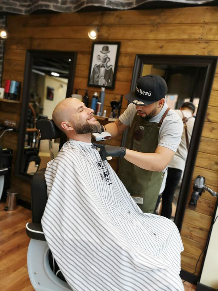 brothers barber shop bilbao mejores barberias