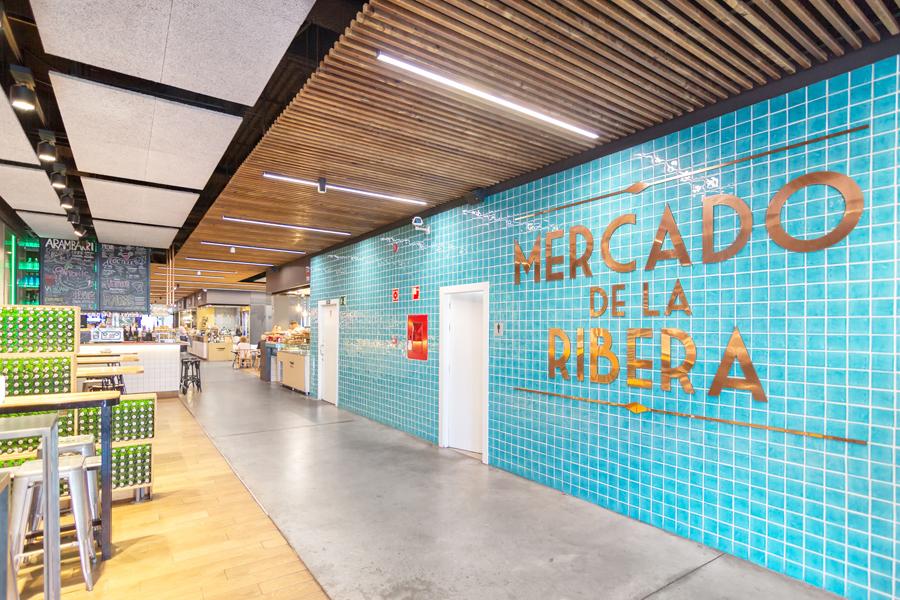 Los 1o puestos gastronomicos del Mercado de la Ribera