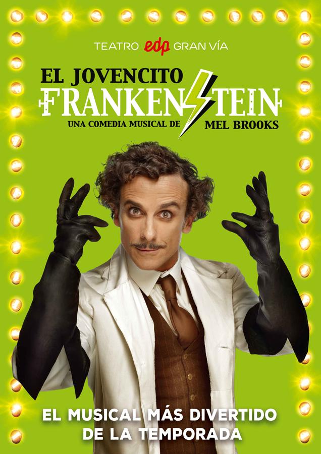 el jovencito frankenstein comedia musical mas buscada