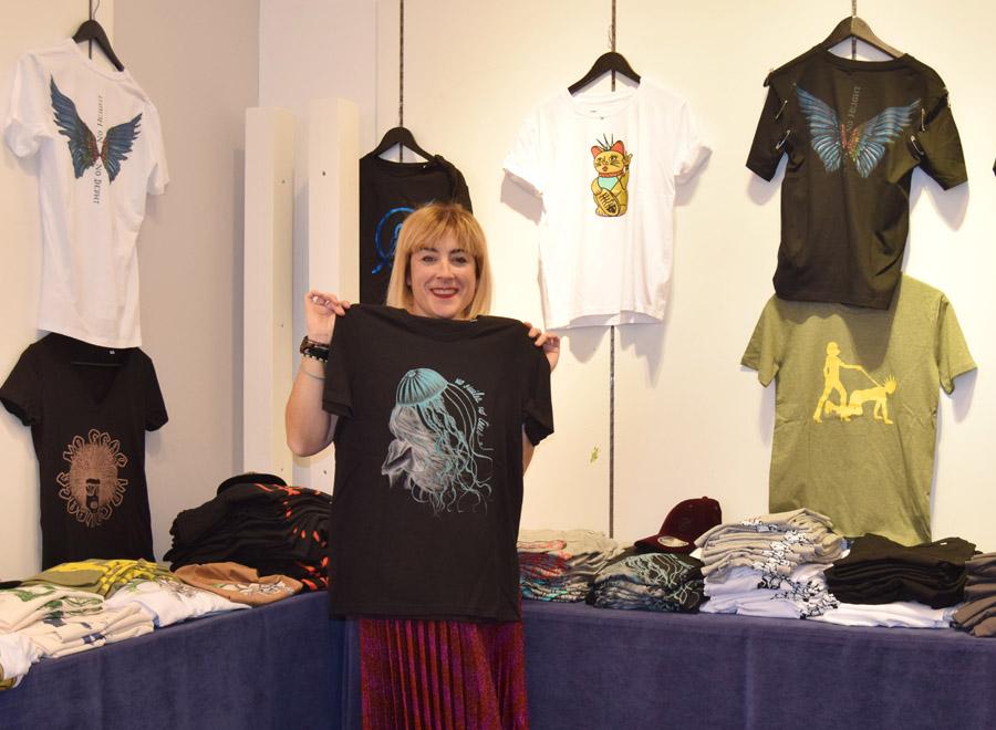 the kissing punk-tienda online camisetas bonitas