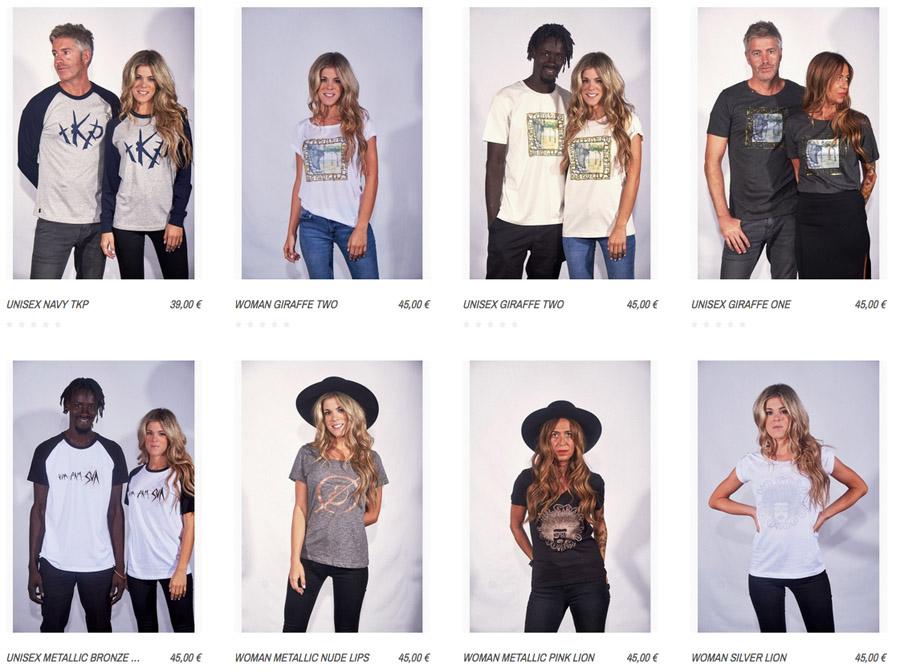 the kissing room tienda online camisetas