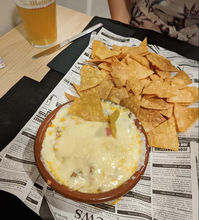 chilango mexico bilbao nachos guacamole