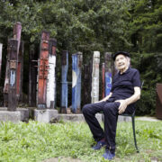 Agustin Ibarrola del Bosque de Oma a Sala Rekalde