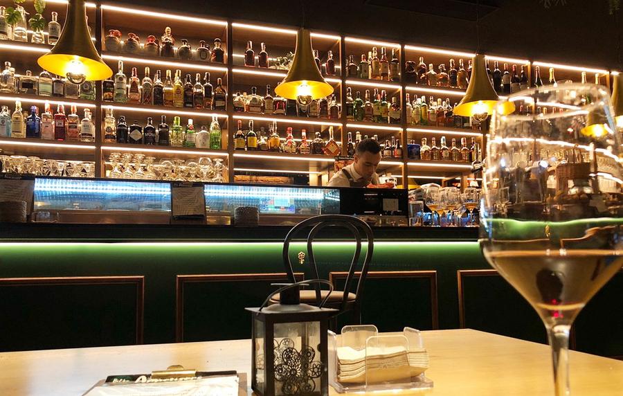 BIL KO novedoso Bar Restaurante de Bilbao