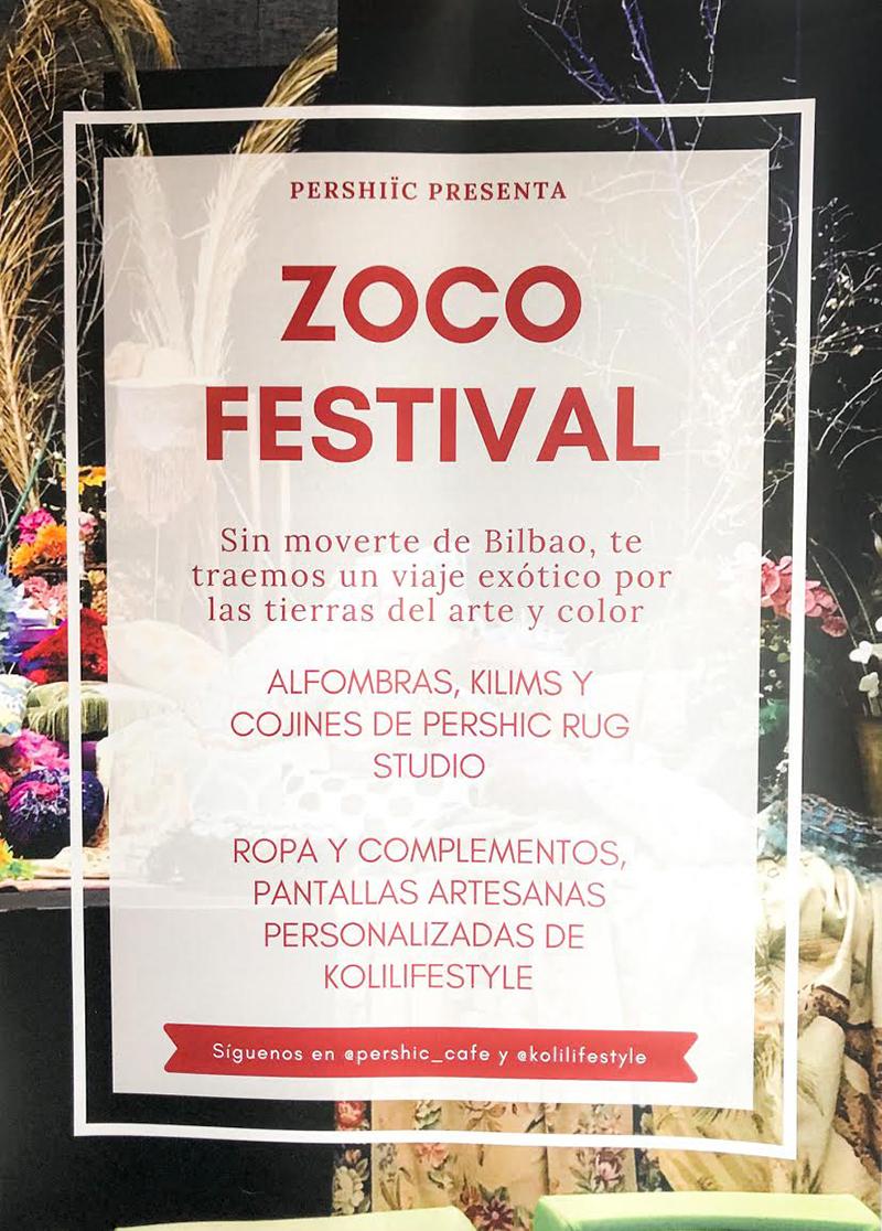 El zoco festival de Bilbao