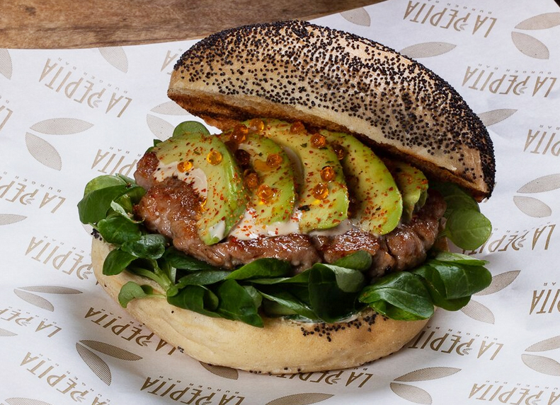 la pepita hamburguesas bilbao