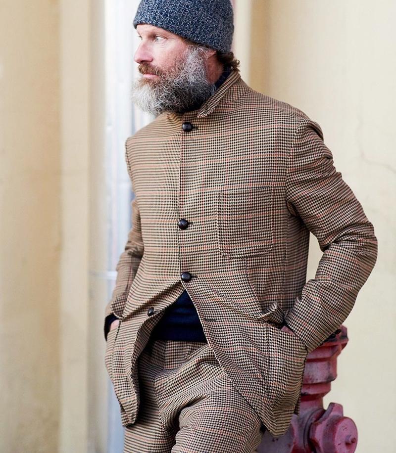 Man 1924 Moda Hombre