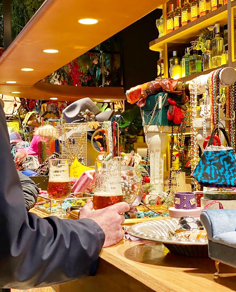 pershic bar lounge bilbao y bazar festival