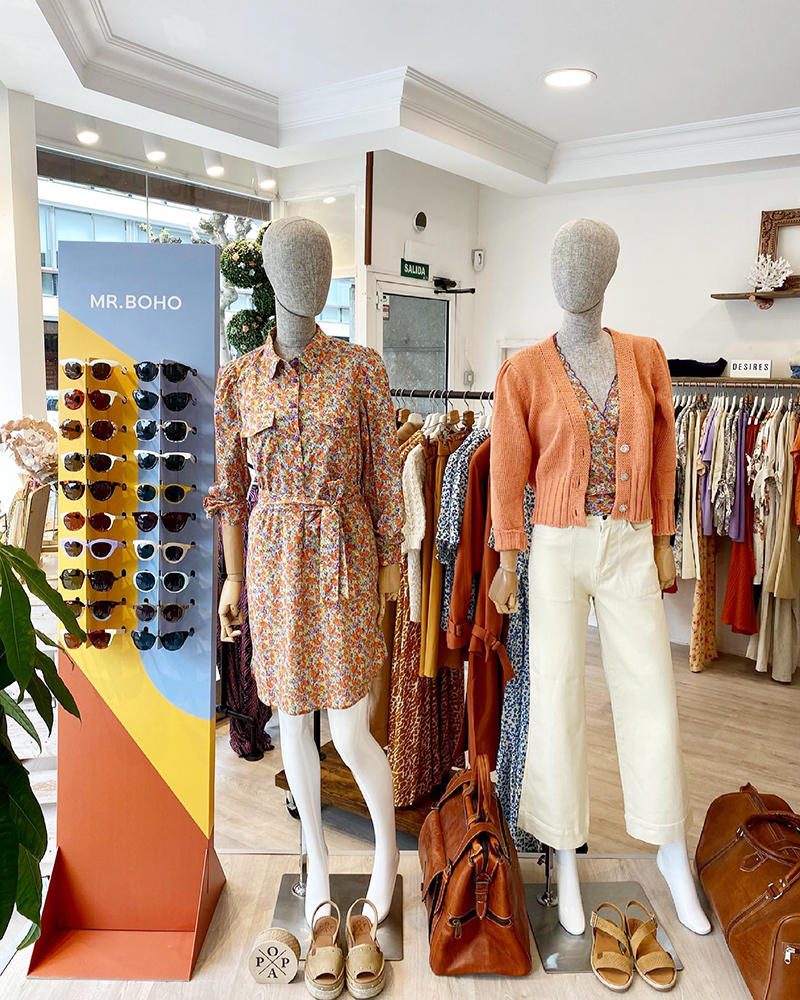 Blondie shop tiendas de moda en Las Arenas