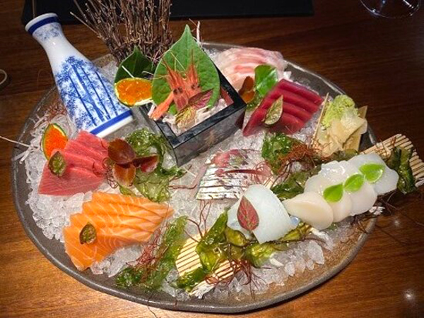 99 Sushi Bar Bilbao el sitio del sashimi