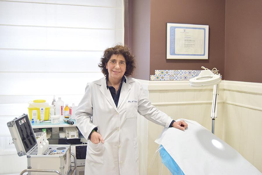 doctora Margarita Esteban especialista en medicina estética y Cirugía