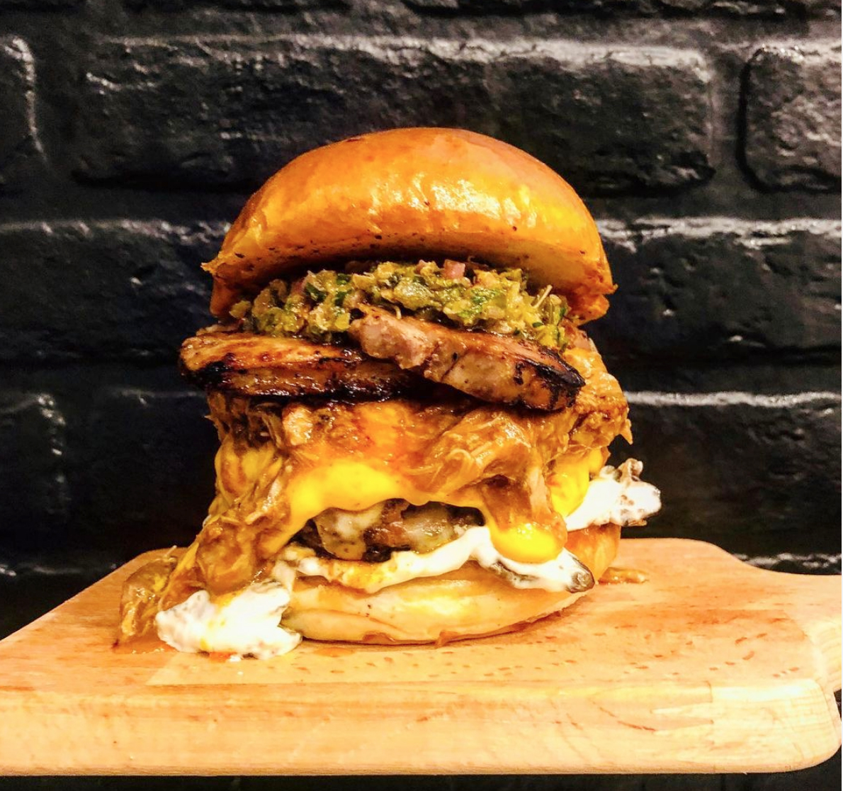 Baka Vieja Bilbao con las mejores hamburguesas